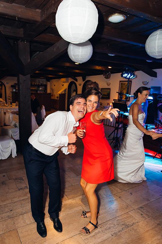 Esküvői party