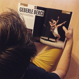 Geberle Berci Foto-Video Magazin
